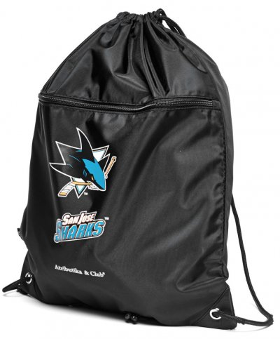 Мешок ATRIBUTIKA & CLUB NHL San Jose Sharks 58072